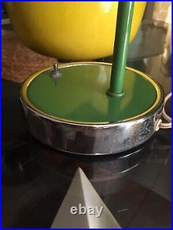 1960s Vintage Verner Panton Flowerpot Table Desk Lamp Mid Century Original
