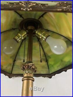 Antique Vintage Table Lamp
