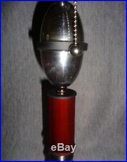 Flash Gordon Rocket Ship Lamps Art Deco Machine Age 1930's Vintage Pair 1-Off