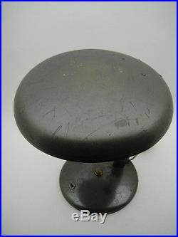 MACHINE AGE Norman Bel Geddes COBRA Vintage DESK TABLE LAMP DESIGN FARIES RARE