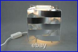 MAX SAUZE Uranus Table Lamp Space Age Vintage French Eames Panton 1950s 60s 70s
