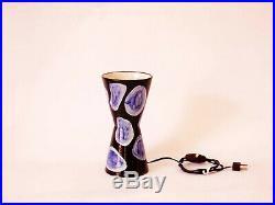 Mid Century Table Lamp Italian Design 50s Vintage Cone Murano Gio Ponti Stilnovo