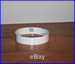 Rare VTG Mid Century MODERN LAUREL Double Glass MUSHROOM Globe LAMP BILL CURRY