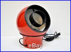 Retro Space Age Weltron Helmet Lamp Vintage 70s Kartell Eames Mid Century Panton