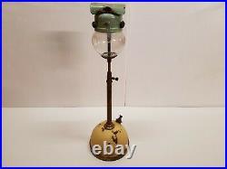 Tilley Table Lamp Kerosene Pressure Lamp Lantern Vintage Tilley Lamp Table Model