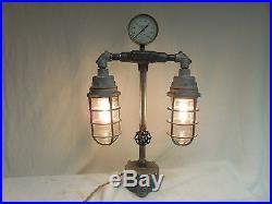 killark   Vintage Table Lamp
