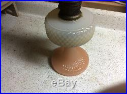 Vintage Aladdin Oil-kerosene Model Table Lamp! Original