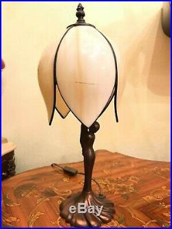 Vintage Art Deco Swedish Texa Table Lamp