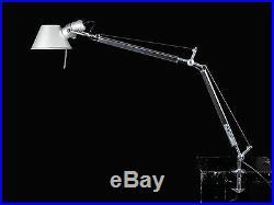 Vintage Artemide Tolomeo Mini Table Lamp Mid Century Designer Lamp Artist Arm