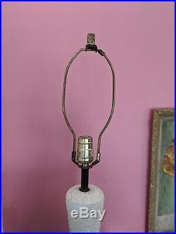 Vintage Danish Mid Century Modern Table Lamp