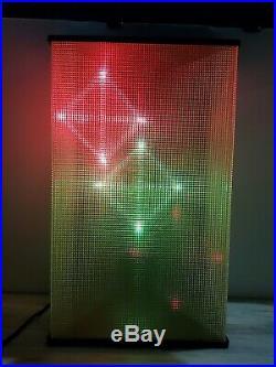 Vintage Fun Lites Strobe Psychedelic Disco Light 1970s Mid Century MCM EXCELLENT