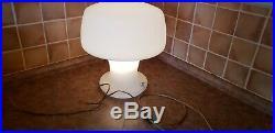 Vintage Laurel mushroom table lamp