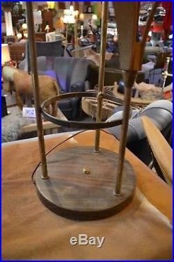 Vintage Lucite Spaghetti Table Lamp