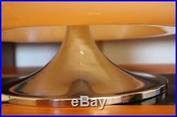 Vintage Meblo Table Lamp By Harvey Guzzini/Original Mid Century Table Lamp/1970s