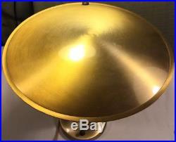 Vintage Mid Century Modern Googie Table Lamp