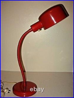Vintage Mid Century Post Modern 1980's desk lamp Memphis Ettore Sottsass Panton