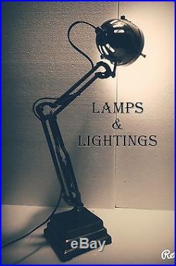 Vintage Nautical Antique Angel Desk Lamp Look Replica Working Task Table Lamp