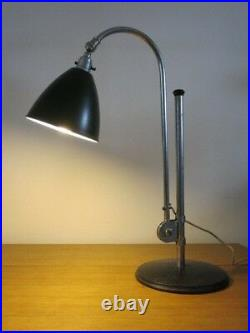 Vintage Original Bestlite BL1 Table Lamp Mid Century Modernist Bauhaus Lamp