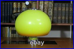 Vintage Spheric Space Age Lamp/Meblo For Guzzini Lamp/Space Age Lamp/Atomic/1970